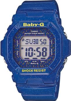 Наручные женские часы Casio BG-5600GL-2E