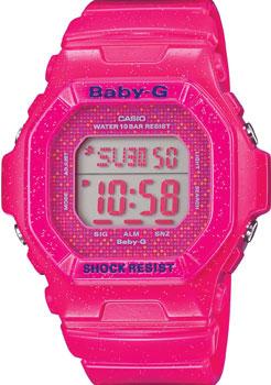 Наручные женские часы Casio BG-5600GL-4E