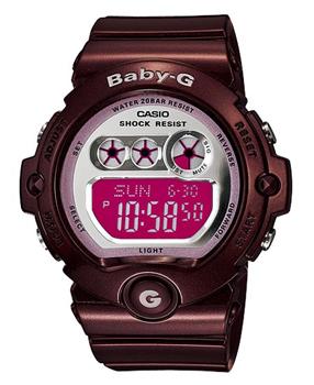 Наручные женские часы Casio BG-6900-4E