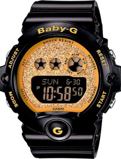 Наручные женские часы Casio BG-6900SG-1E