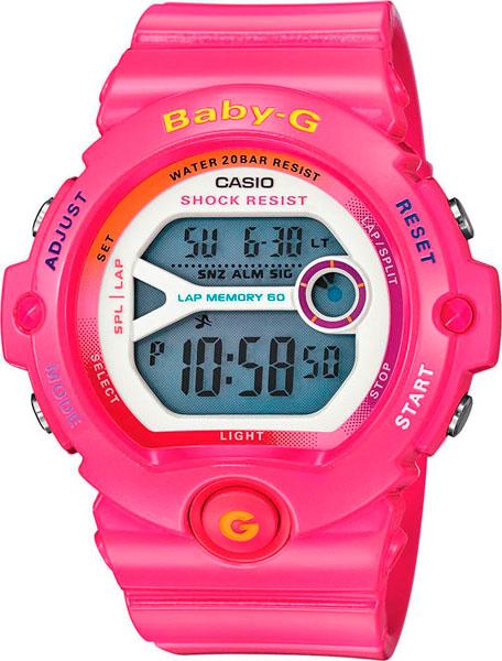 Наручные женские часы Casio BG-6903-4B