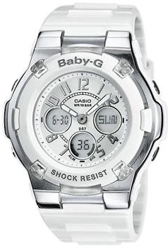 Наручные женские часы Casio BGA-110-7B