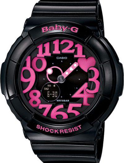Наручные женские часы Casio BGA-130-1B