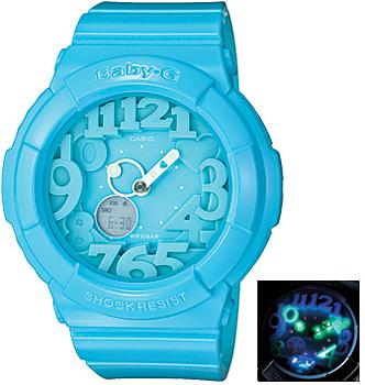 Наручные женские часы Casio BGA-130-2B