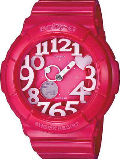 Наручные женские часы Casio BGA-130-4B