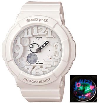 Наручные женские часы Casio BGA-131-7B
