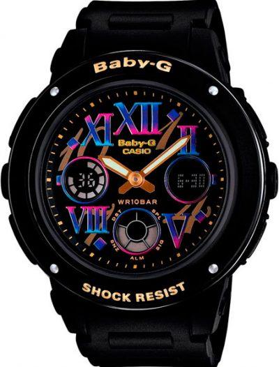 Наручные женские часы Casio BGA-151GR-1B
