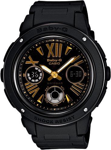 Наручные женские часы Casio BGA-153-1B
