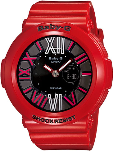 Наручные женские часы Casio BGA-160-4B
