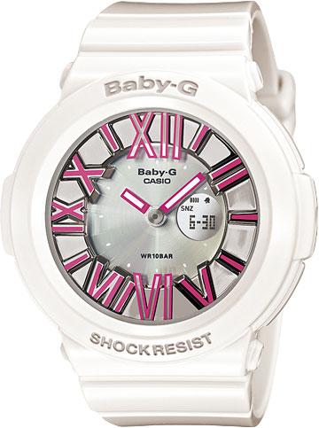Наручные женские часы Casio BGA-160-7B2