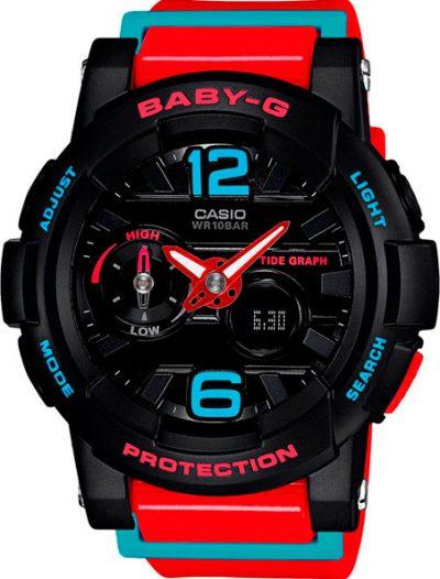 Наручные женские часы Casio BGA-180-4B