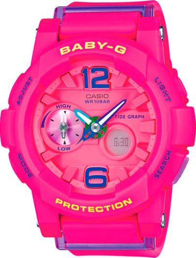 Наручные женские часы Casio BGA-180-4B3