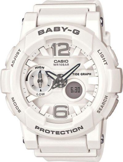 Наручные женские часы Casio BGA-180-7B1