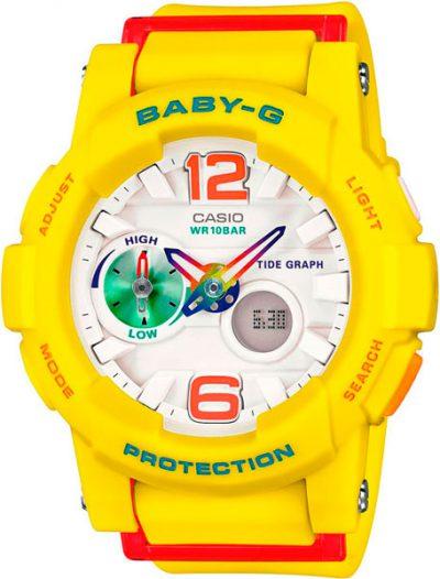 Наручные женские часы Casio BGA-180-9B