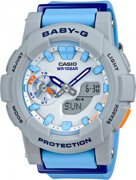 Наручные женские часы Casio BGA-185-2A