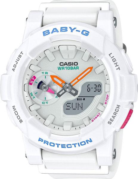 Наручные женские часы Casio BGA-185-7A