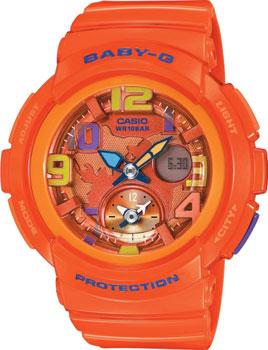 Наручные женские часы Casio BGA-190-4B