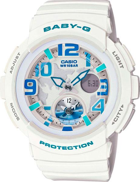 Наручные женские часы Casio BGA-190-7B