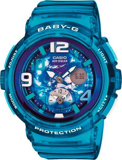 Наручные женские часы Casio BGA-190GL-2B