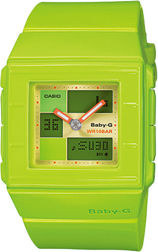 Наручные женские часы Casio BGA-200-3E