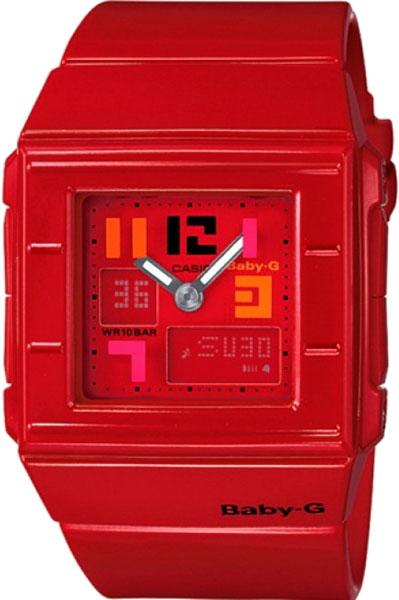 Наручные женские часы Casio BGA-200PD-4B