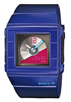 Наручные женские часы Casio BGA-201-2E