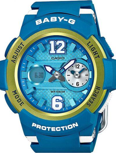 Наручные женские часы Casio BGA-210-2B