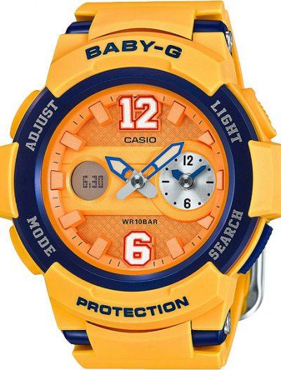 Наручные женские часы Casio BGA-210-4B