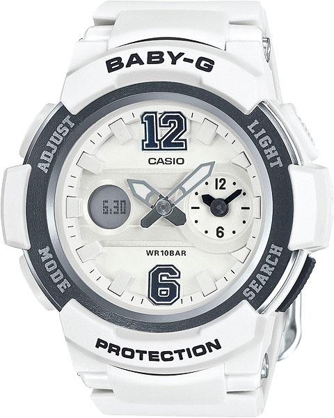 Наручные женские часы Casio BGA-210-7B1