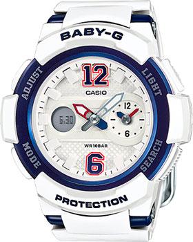 Наручные женские часы Casio BGA-210-7B2