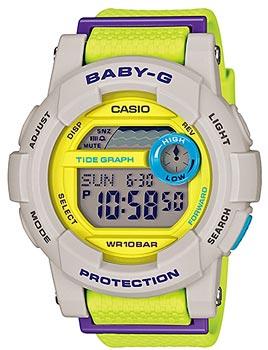 Наручные женские часы Casio BGD-180-3E