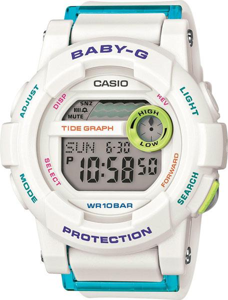 Наручные женские часы Casio BGD-180FB-7E