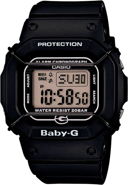 Наручные женские часы Casio BGD-500-1E