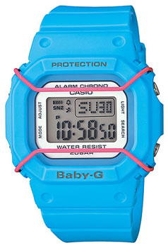 Наручные женские часы Casio BGD-501-2E