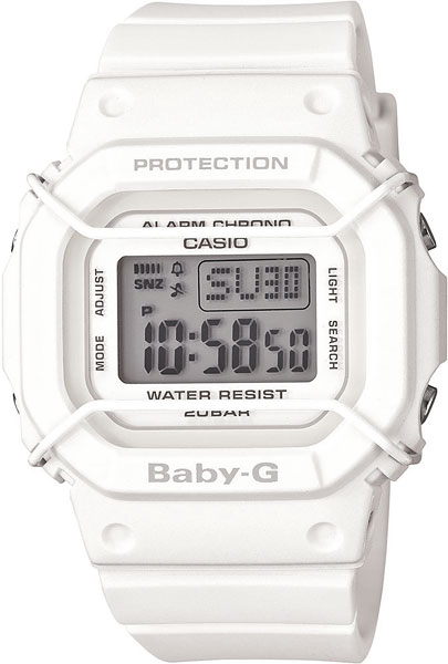 Наручные женские часы Casio BGD-501-7D