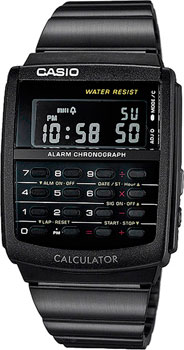 Наручные мужские часы Casio CA-506B-1A