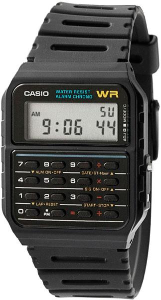 Наручные мужские часы Casio CA-53W-1