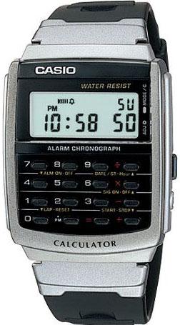 Наручные мужские часы Casio CA-56-1U