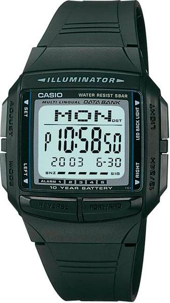 Наручные мужские часы Casio DB-36-1