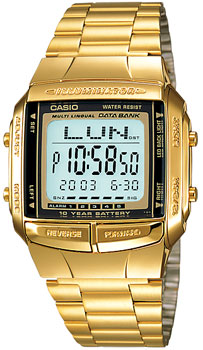 Наручные мужские часы Casio DB-360GN-9A