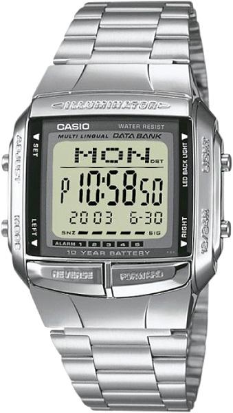 Наручные мужские часы Casio DB-360N-1