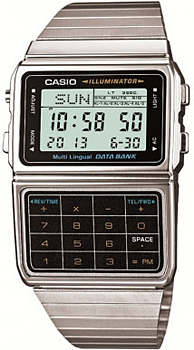Наручные мужские часы Casio DBC-611E-1E
