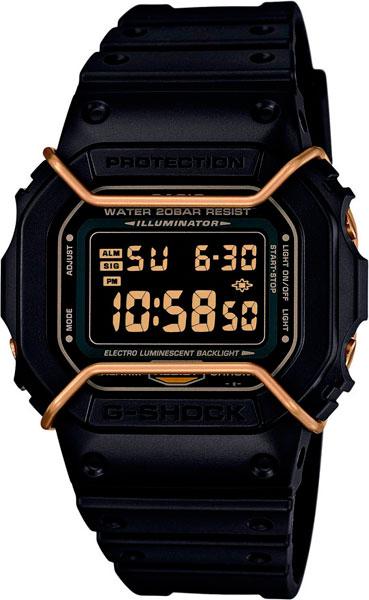 Наручные мужские часы Casio DW-5600P-1E