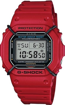 Наручные мужские часы Casio DW-5600P-4E