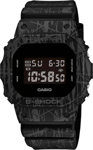 Наручные мужские часы Casio DW-5600SL-1E