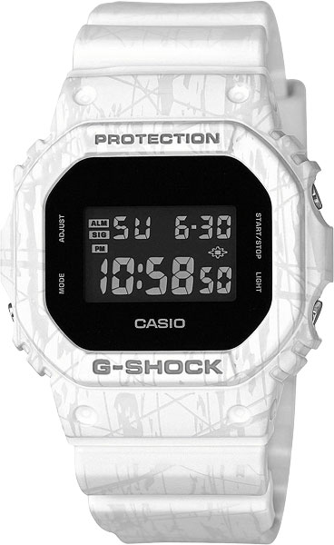 Наручные мужские часы Casio DW-5600SL-7E