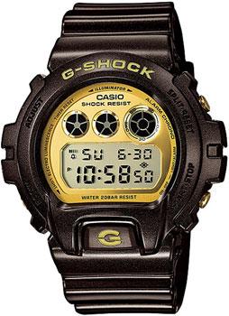 Наручные мужские часы Casio DW-6900BR-5E