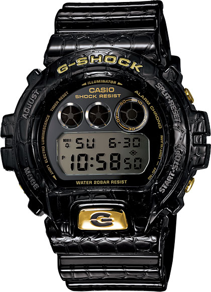 Наручные мужские часы Casio DW-6900CR-1E