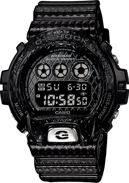 Наручные мужские часы Casio DW-6900DS-1E