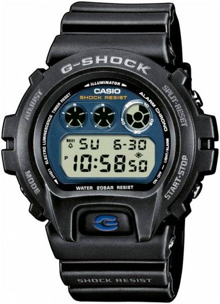 Наручные мужские часы Casio DW-6900E-1E